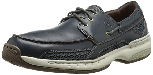 5 12 Captain 4e Heren Vk Shoe Dunham Boat Navy 4ZwxR6T