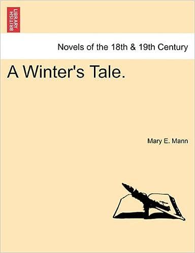 Book A Winter's Tale.