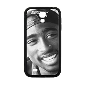 thug life tupac Phone Case for Samsung Galaxy S4 Case by runtopwell