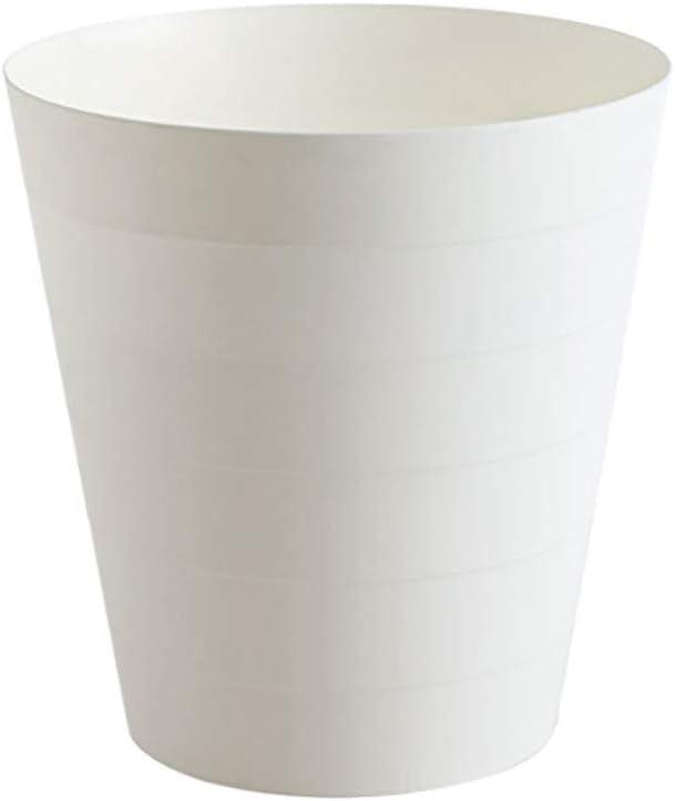 cesto de basura cesto de basura cesto de basura Papelera de pl/ástico sin tapa para la basura cesto de basura y separaci/ón seca y h/úmeda para cocina Omenluck