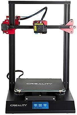BESTSUGER Impresora 3D Creality, función de impresión de ...
