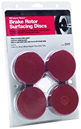 3M 01411 Roloc Brake Rotor Surface Conditioning Disc Refill Pack