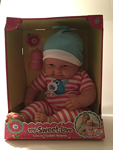 Jc Toys My Sweet Love 20 Quot Baby Doll Pink Onesie Buy