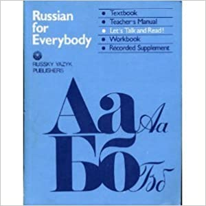Book Russian for Everybody: Let's Talk and Read! (1992-11-07)