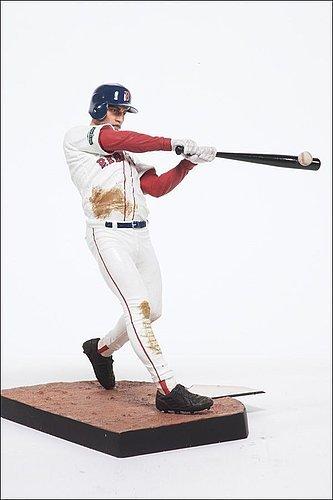 Boston Red Sox Jacoby Ellsbury #2 McFarlane Figurine - Licensed MLB Baseball Merchandise