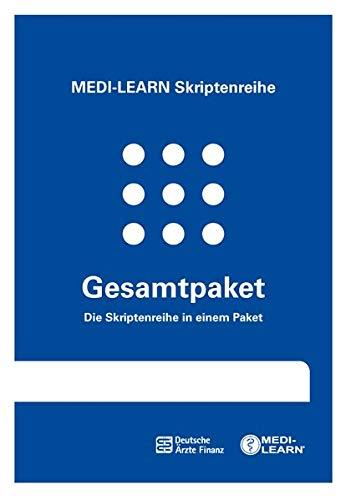 MEDI-LEARN Skriptenreihe: Gesamtpaket - Die komplette MEDI-LEARN Skriptenreihe in einem Paket