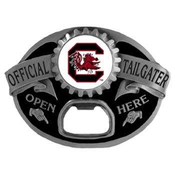 (South Carolina Gamecocks NCAA Bottle Opener Tailgater Belt)