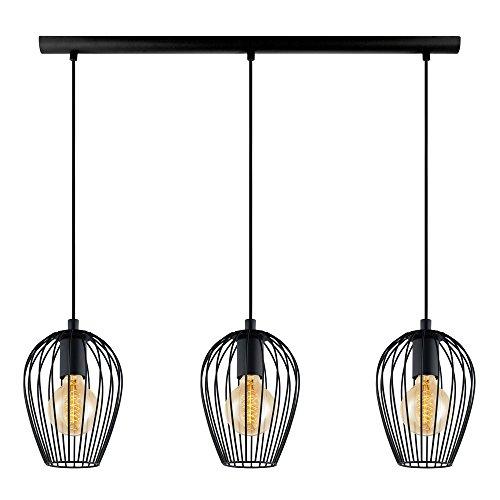 Eglo Lighting 49478A Three Light Pendant