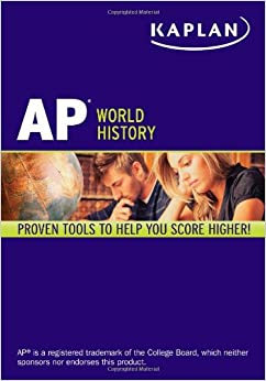 AP WORLD EXAM HELP PLEASE?