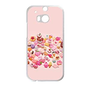 Sweet Pink Candy Fashion Personalized Phone Case For HTC M8 wangjiang maoyi by lolosakes