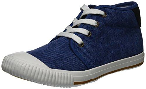 ICEPEAK Ferri, Zapatillas para Mujer Azul (Blue)