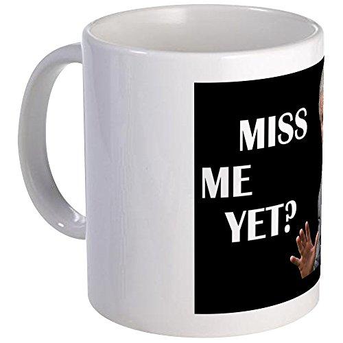 CafePress Miss Me Yet - Bush Mug Unique Coffee Mug, Coffee Cup