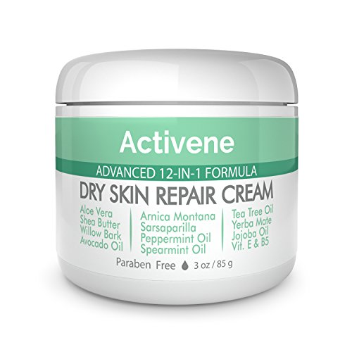 Activene Dry Skin Repair Cream - All-Purpose Moisturizing Fo