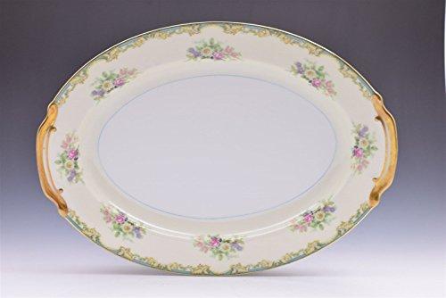 Japan Oval Serving Platter - 9