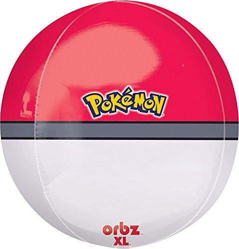 Anagram International Poke Ball Multicolor product image