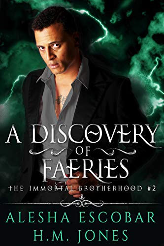 When Noah's boss goes missing in Faerieland, he must get her back before apocalyptic chaos reigns…  A Discovery Of Faeries by Alesha Escobar and H.M. Jones