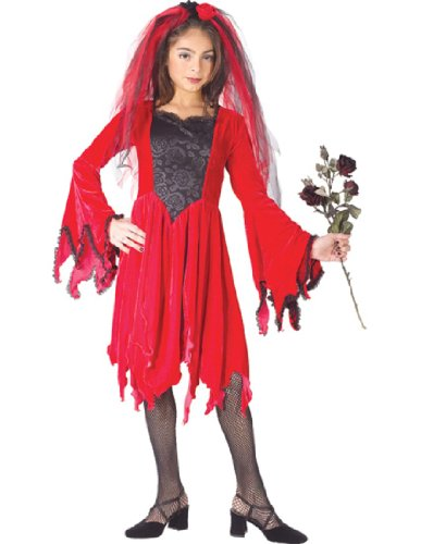 Devil Bride Costume - Medium