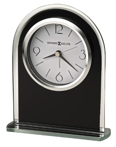 Ebony Tabletop Clock - 1