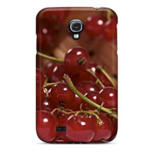 Dana Lindsey Mendez Premium Protective Hard Case For Galaxy S4- Nice Design - Food Fruits And Berryes Redcurrant