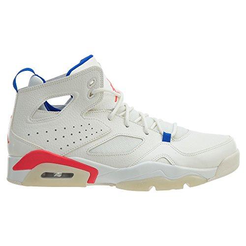 quality design 2eef3 b681e Jordan Nike Men s FLTCLB  91 Sail Racer Pink Racer Blue Basketball Shoe 10  Men US