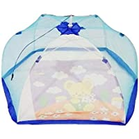 Cloudaby Baby's 6 Strings Mosquito Net (Multicolor, 0-12 Months)