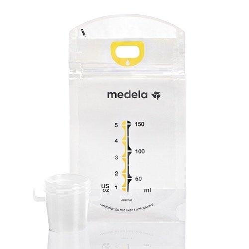 Pump & Save Breast Milk Bags 50 Ea By  5oz,2 Pack