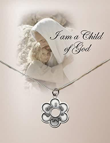 Children's First Communion or Baptism Sterling Silver