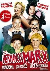 DIGIPACK HERMANOS MARX: Amazon.es: Cine y Series TV