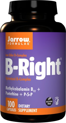 Jarrow Formulas B-right Complex, Supports Engery, …