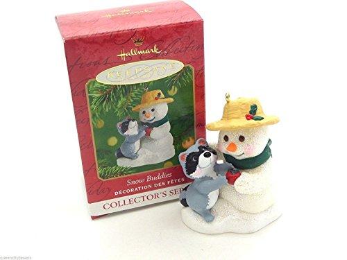 Snow Buddies #4 in Series - 2001 Hallmark Ornament ()