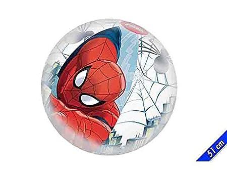 C&C Spiderman pelota 51 cm playa juegos de playa piscina Natación ...