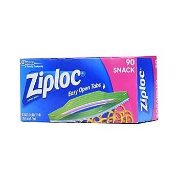 Ziploc Snack Bags, 270 Count 1
