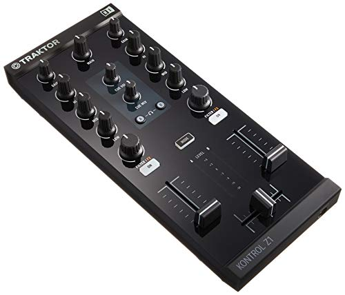 Native Instruments Traktor Kontrol Z1 DJ Mixing Interface for sale  Delivered anywhere in Canada