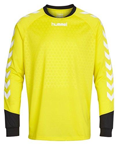 d83a04d1db5 Hummel Sport Hummel® Essentials Goalkeeper Jersey, Bright Gold/Black, Youth  Large