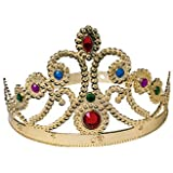 Gold Queen's Crown (1 per package)