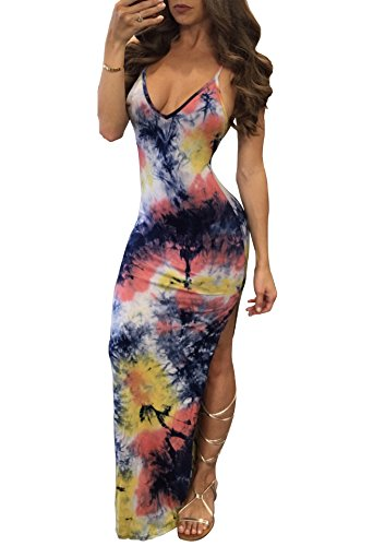 Mojessy Backless Sleeveless Vintage Dresses product image