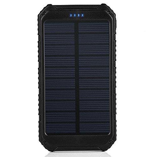 Portable 10000mAh External Cellphone Devices Black