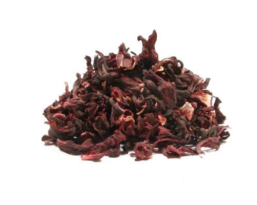 - Hibiscus Tea Flowers-2lb-Tart Fresh Summer Tea by Red Bunny Farms