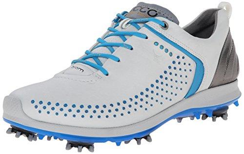 Ecco Women's Biom G2 Golf Shoe - White/Danube - 40 M EU /...