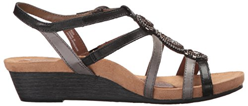Black M Cobb Hannah Women's 7 Black Hill sandals xzzHqw08