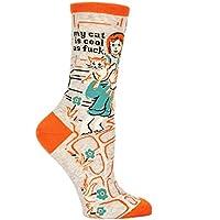Blue Q Socks, Women's Crew