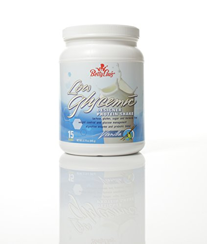 (Betty Lou's Vanilla Low Glycemic Protein Shake, 22.75 Ounce)