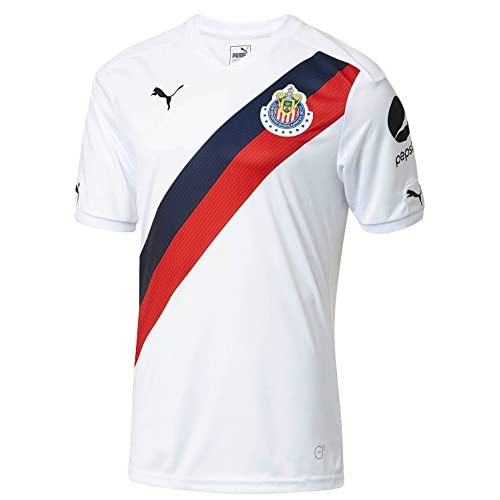 3fc09f403 Puma O. Alanis #2 Chivas Guadalajara Away Soccer Jersey 2016/17 chic ...