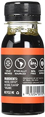 Bizzy Organic Cold Brew Double Shot