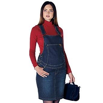 très convoité gamme de bons plans 2017 profiter du prix le plus bas Inconnu Dressing Maternity - Salopette maternité - Jupe Salopette de  Grossesse en Jean