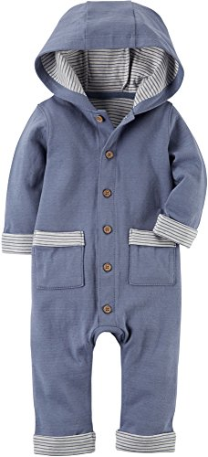Hooded Kids Coverall - 4