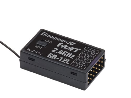 Graupner GR-12L HoTT 6 Channel Receiver