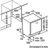 Siemens iQ500 SN658X03ME Totalmente integrado 14cubiertos A+++ ...