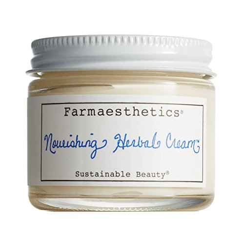 Farmaesthetics Nourishing Herbal Facial Cream 2 oz made in New England