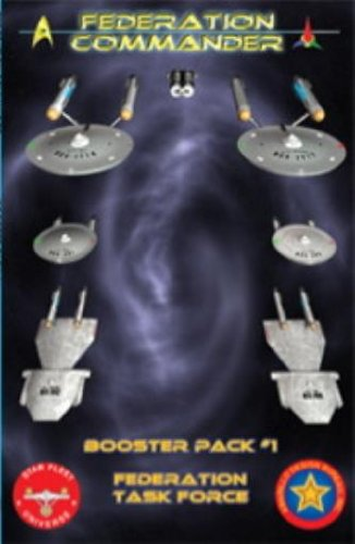 Booster Pack #1 - Federation Task Force (Task Force Booster)